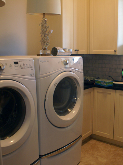 Upper Level Laundry Room